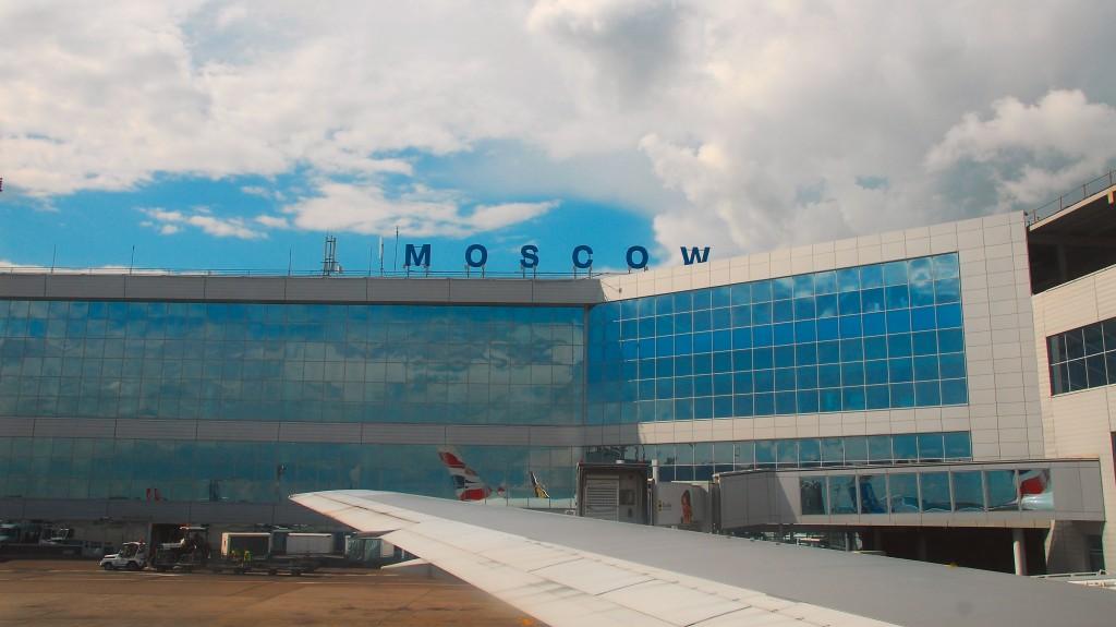 L'aéroport de Moscou (Photo: Flickr/Oneoftwelve)