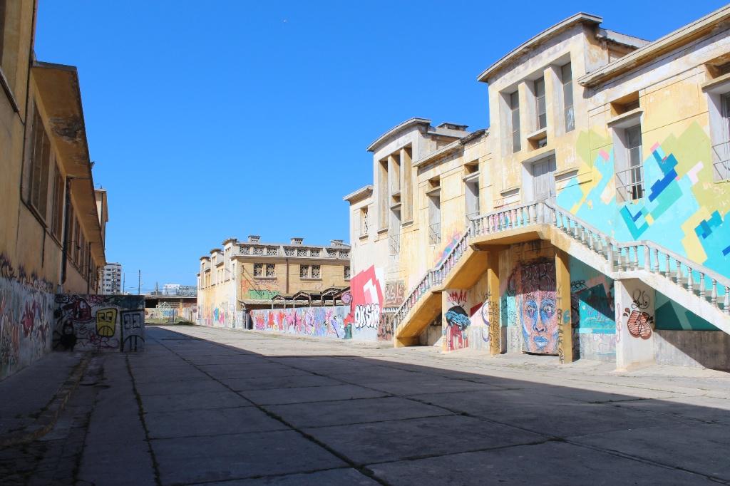 Les anciens abattoirs de Casablanca (photo Marie Tarteret/8e étage)