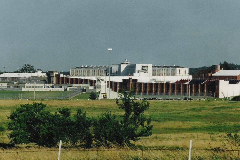 Le pénitencier de l'Etat d'Oklahoma à McAlester (photo flickr/kenny73116)