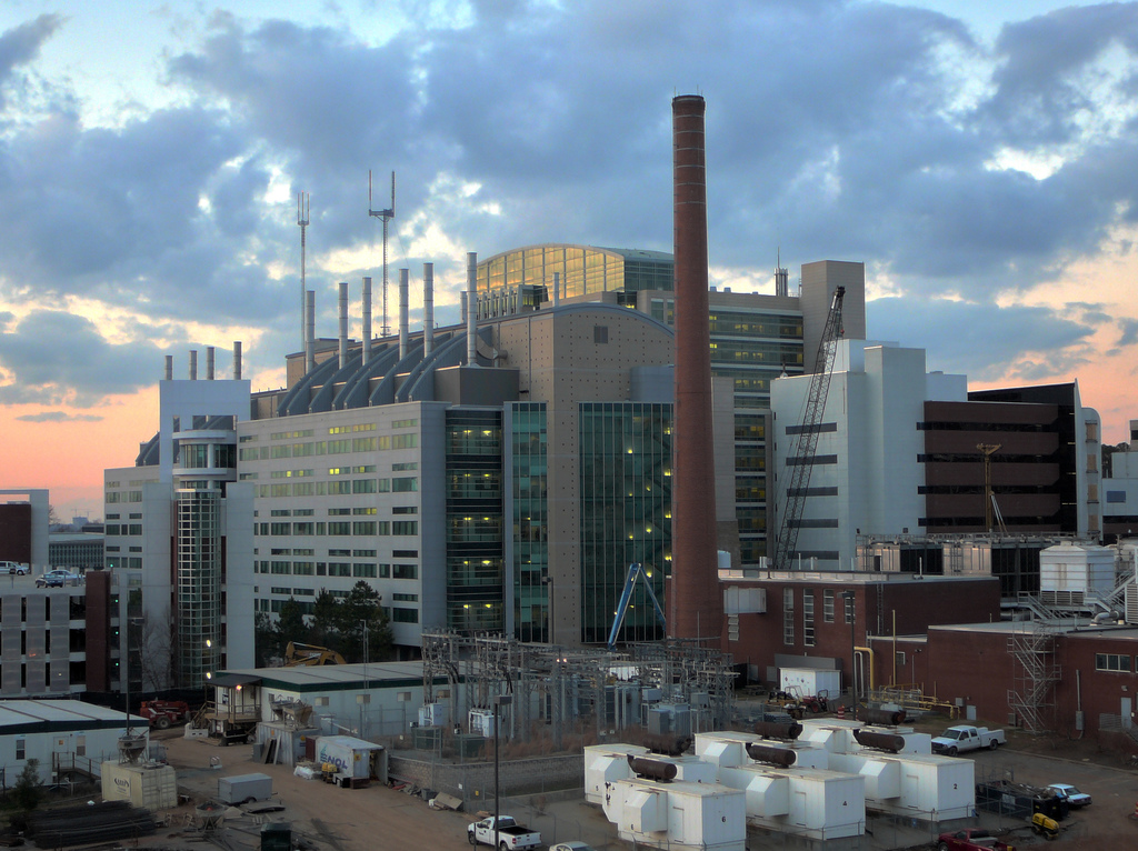 Le quartier général du CDC, près d'Atlanta, aux Etats-Unis. (photo flickr/Nrbelex)