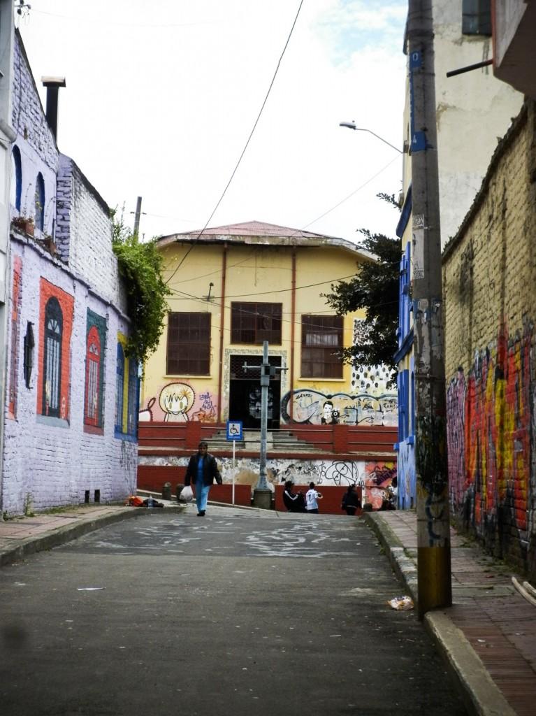 Bogota. (photo Camille Jourdan)