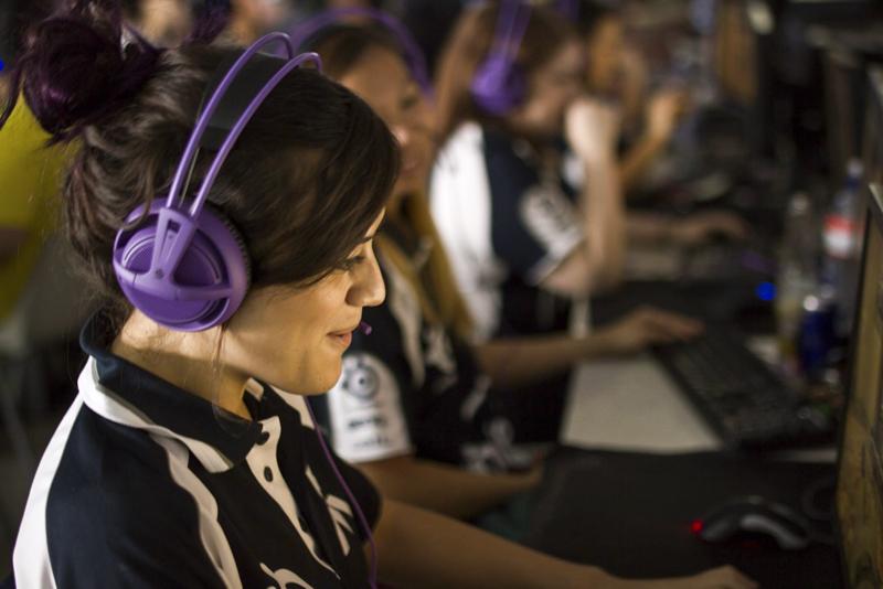 Une compétition de eSport à Brisbane en Australie. (photo flickr/performancegaming)