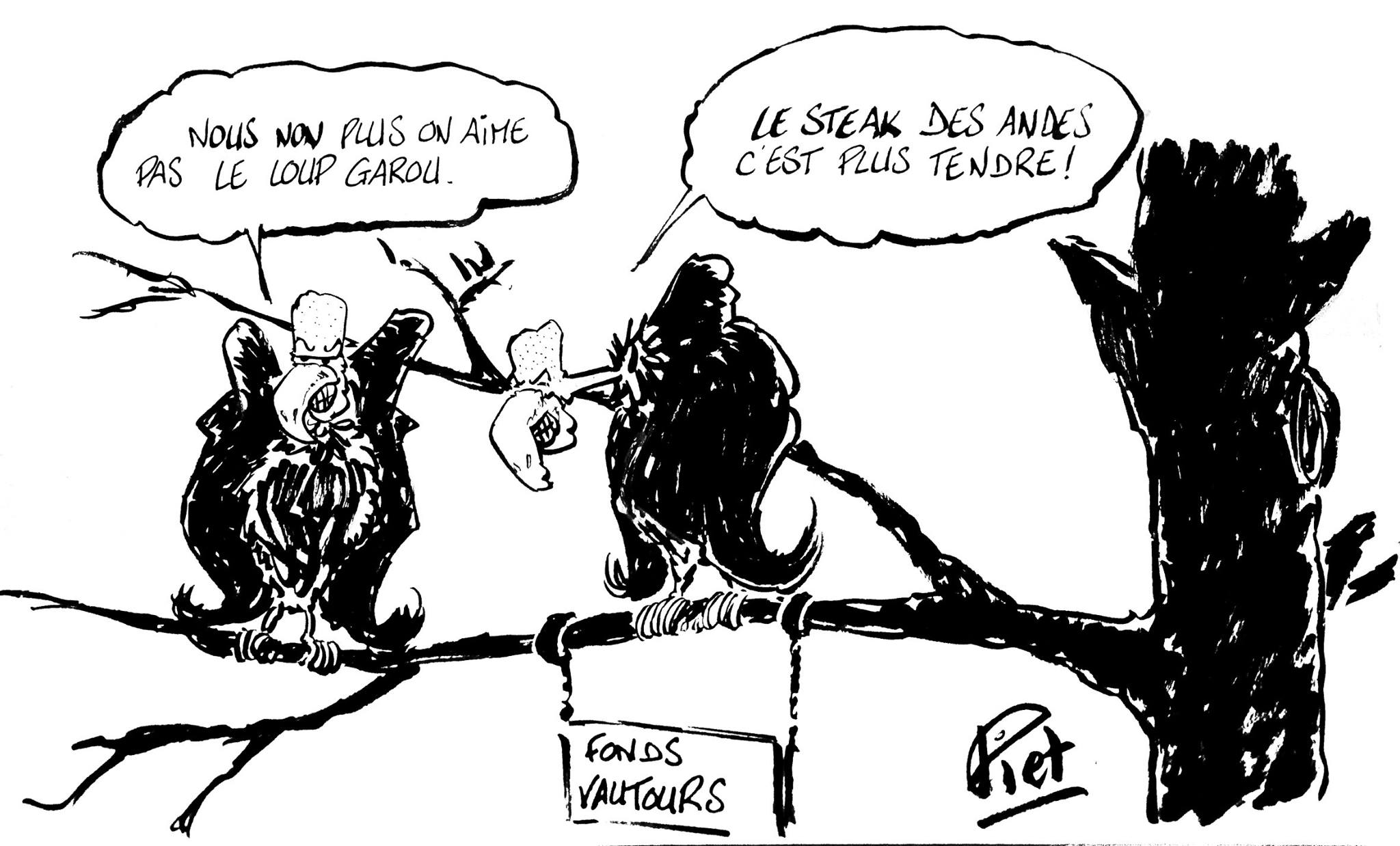 Dessin par Piet (Piet/8e étage)