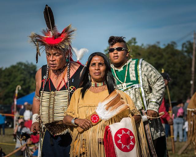 La tribu Ramapough, dans le New Jersey. (photo flickr/jpstjohn)