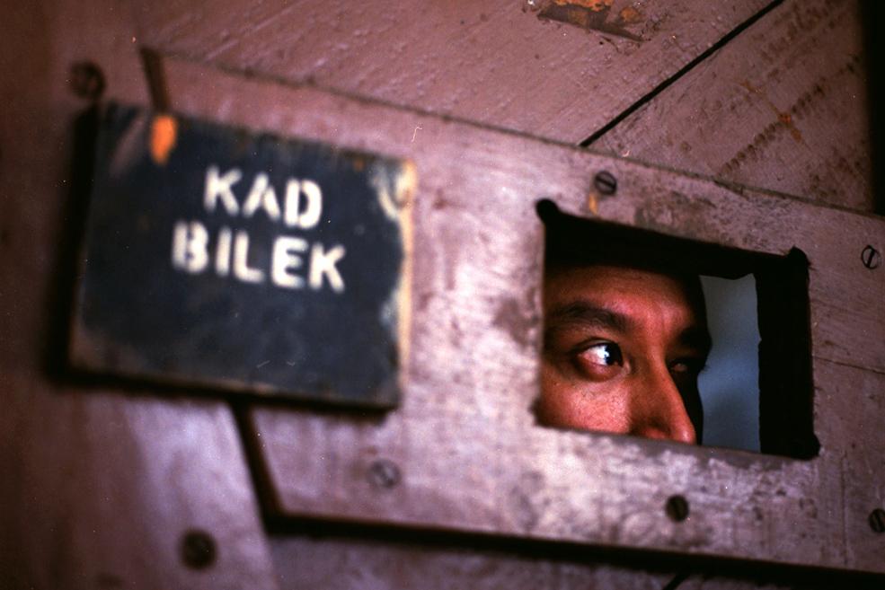 Prison de Pudu, Kuala Lumpur, Malaysia. (photo flickr/Nasir Ali)