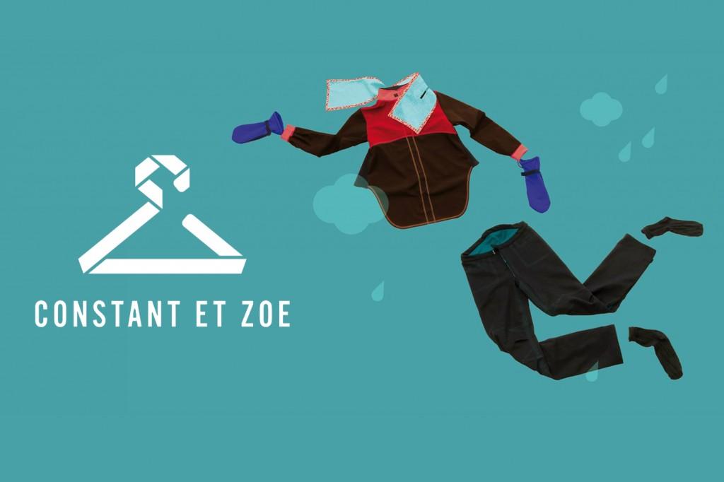 Constant & Zoe a pour vocation de proposer des vêtements astucieux à des enfants et jeunes adultes porteurs de handicaps. (photo Constant & Zoe)