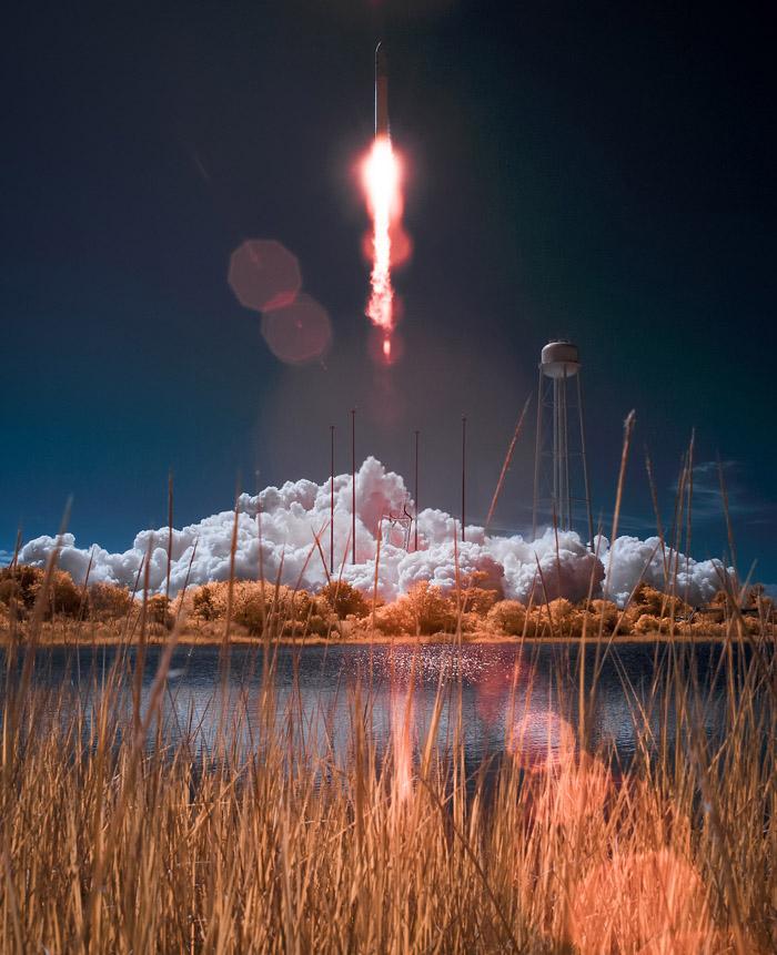 L'EmDrive, un propulseur à cavité résonnante électromagnétique, fonctionne sans aucun carburant. (photo flickr/NASA Goddard Space Flight Center)