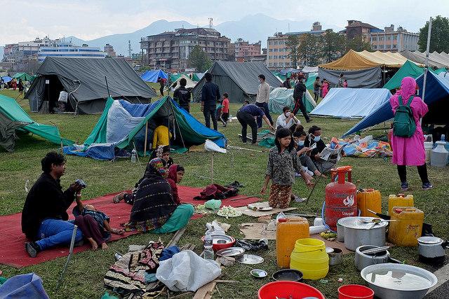(Photo Flickr/IOM Nepal Earhquake Response)
