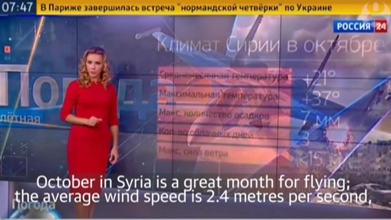 (Capture d'écran Vesti.ru)