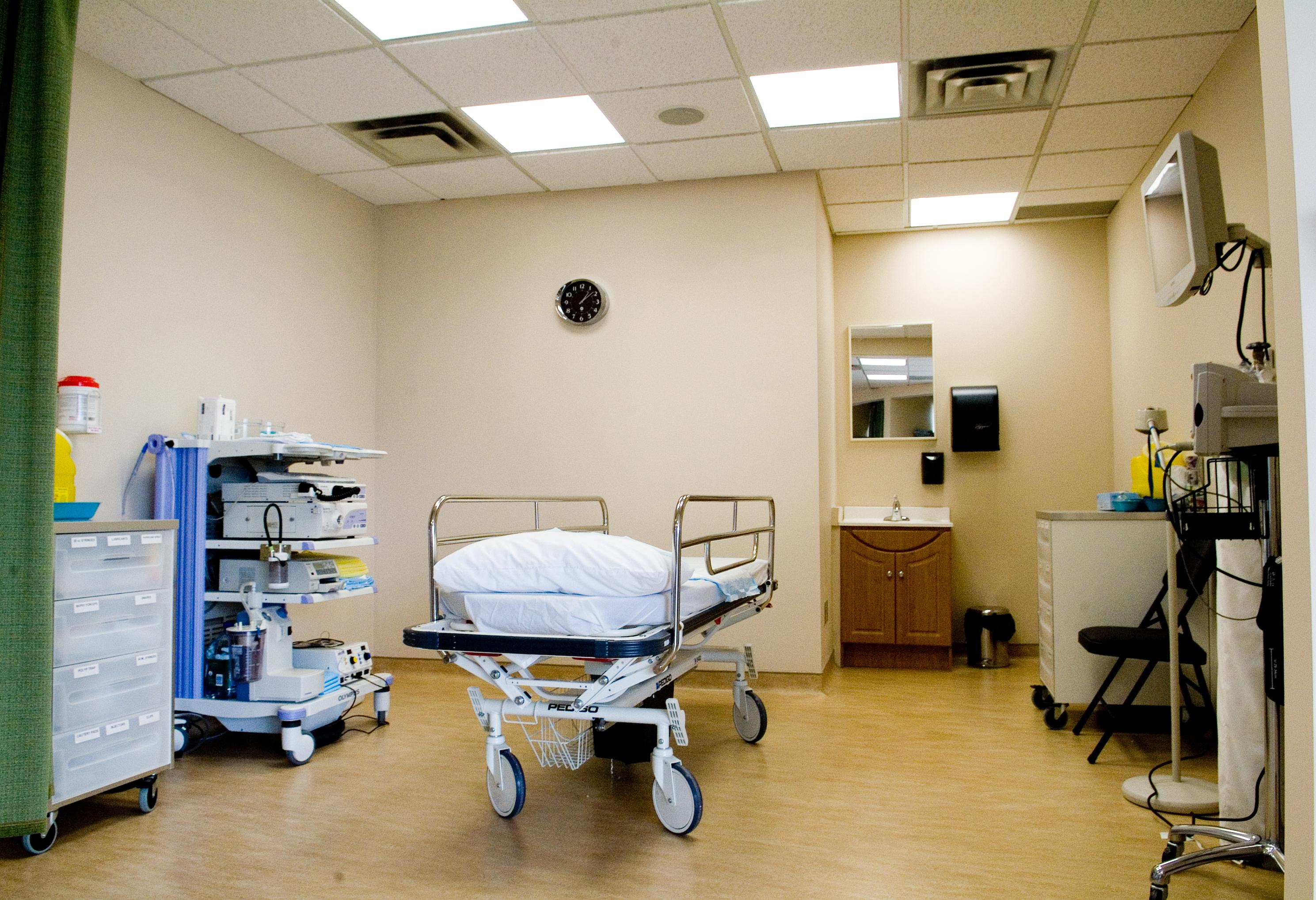 A Madrid, deux entreprises sont chargées de l'entretien des hôpitaux publics. (Photo d'illustration Wikipedia)