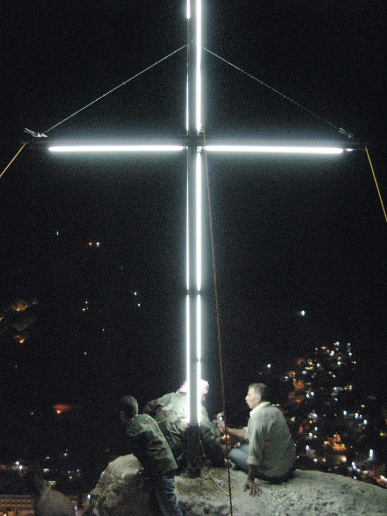 Fête de la Croix, Maaloula. (Photo Victor Cavasino/8e étage)