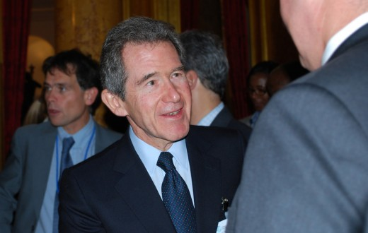Lord John Browne au Major Economies Forum de Londres en octobre 2009. (flickr/Crown Copyright)