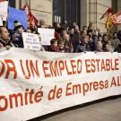 Manifestation à Saragosse en novembre 2012. (photo flickr/Anvica)