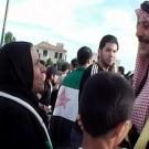 La photo du couple a circulé dans les médias jordaniens. (DR)