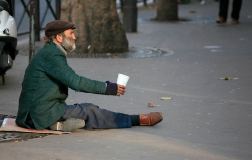 The Homeless, Paris