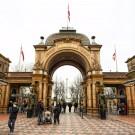 Les Jardins de Tivoli à Copenhague, parc d'attraction en plein centre de la capitale danoise. (photo flickr/Eugene Phoen)