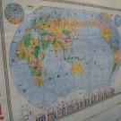 Une carte du monde chinoise.  (photo flickr/unitedexplanations)
