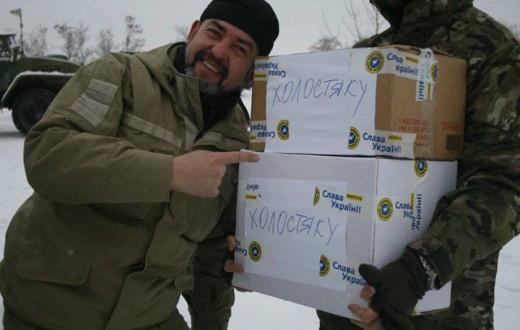 Plus que d'armes, ce sont d'équipement et de vêtements dont manquent les membres de l'armée ukrainienne. (photo flickr/world_armies)