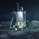(photo Lunar Mission One)