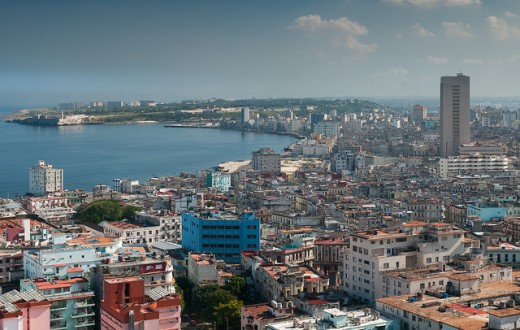 La Havane, Cuba. (photo flickr/Alessandro Caproni)
