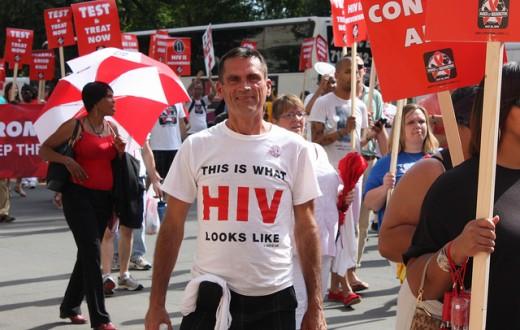 AIDS 2012, Washington. (photo flickr Greta Hughson)