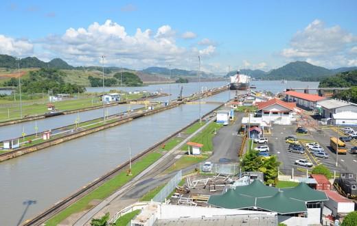 D'ici quelques années, le canal de Nicaragua devrait sonner le glas de l'hégémonie maritime du canal Panama. (photo flickr/ccordova)