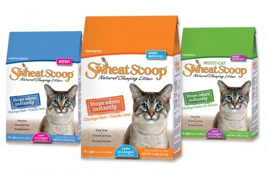 La litière pour chats est fréquemment utilisée pour absorber les déchets radioactifs liquides. (photo SweatScoop)