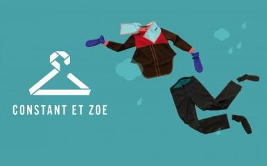 Constant & Zoe a pour vocation de proposer des vêtements astucieux à des enfants et jeunes adultes porteurs de handicap. (photo Constant & Zoe)