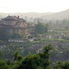 Vue de la ville de Kaesong en 2007. (Photo Flickr/ (stephan)