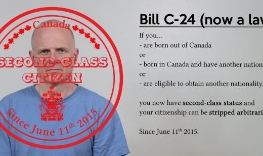 De nombreuses images comme celle-ci circulent sur les réseaux sociaux depuis l'adoption du projet de loi le 19 mai dernier. (Capture d'écran Facebook)