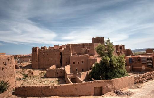 Ouarzazate, une ville  (Photo Flickr/ Ronald Woan)