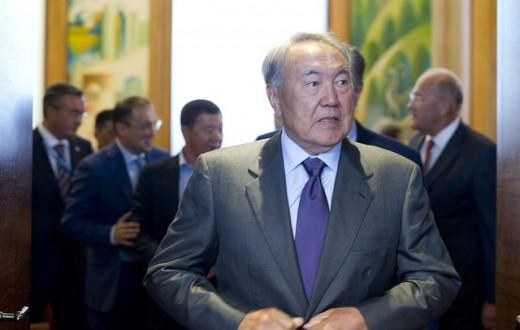 60 ONG présentes au Kazakhstan ont signé une pétition demandant au président kazakh, Nursultan Nazarbayev, de poser son véto face à une proposition de loi ciblant le financement des ONG. (Photo Flickr/UN Geneva)