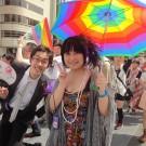 La Gay Pride de Tokyo en 2012. (Photo Flickr/Lauren Anderson)