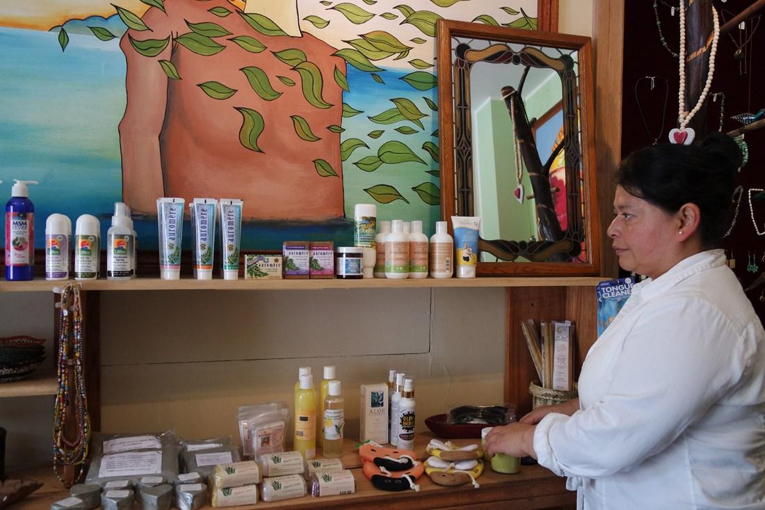 Nina, employée par une Sud Africaine. (Photo Grégoire Nartz/8e étage)