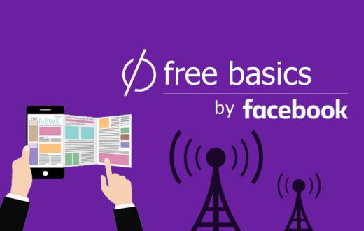 Free Basics permet d'accéder à Internet en limité gratuitement.