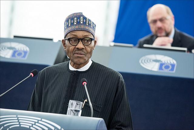 Le président du Nigeria Muhammadu Buhari. (photo flickr/european_parliament)