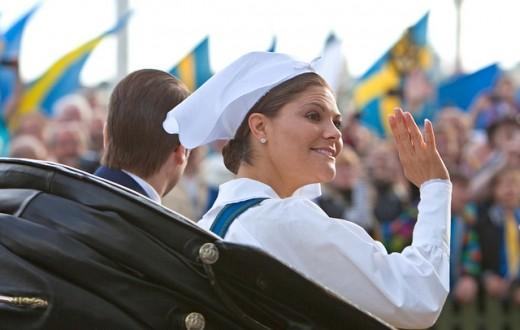 Qui sait, vous tomberez peut-être sur la princesse Victoria de Suède ? (photo flickr/Bengt Nyman)