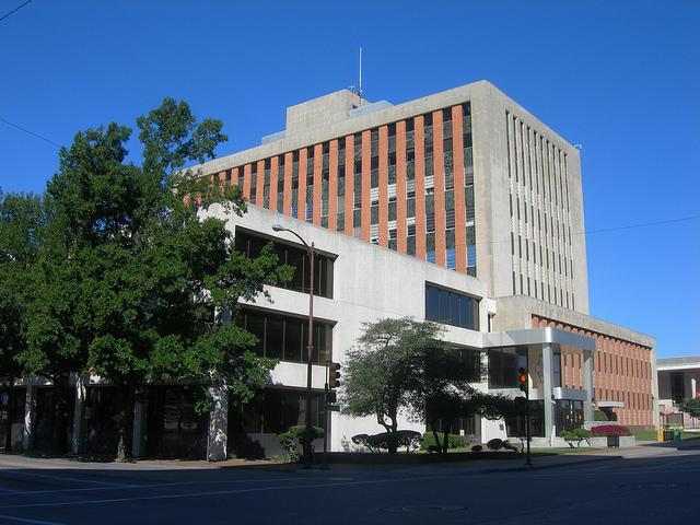 La Cour de justice de Tulsa, en Oklahoma. (Photo Flickr/Jimmy Emerson, DVM)