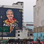 Bogota est considérée par beaucoup comme la capitale mondiale du street art.