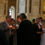 Un mariage orthodoxe à Tbilissi en 2008. (Photo Flickr/ Gavin)