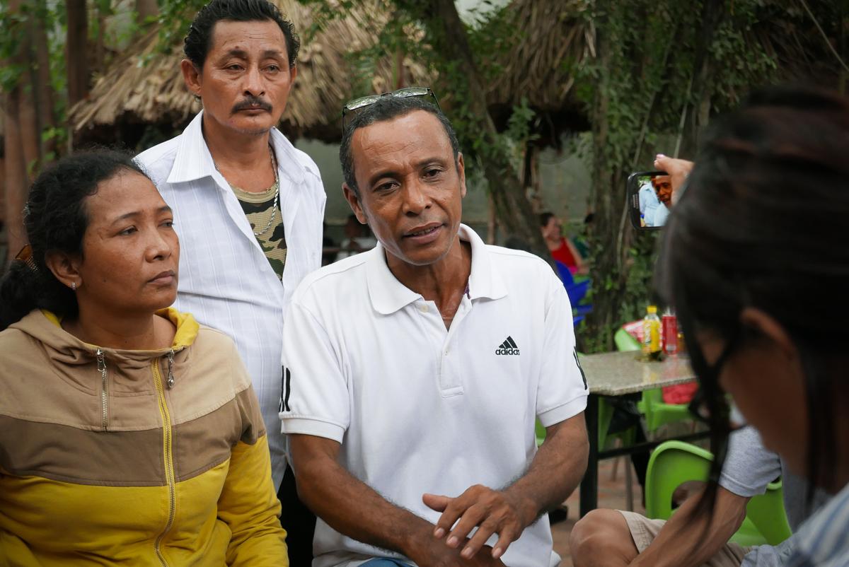 Nguyen Van Phuc. (photo Sarah Joucan/8e étage)