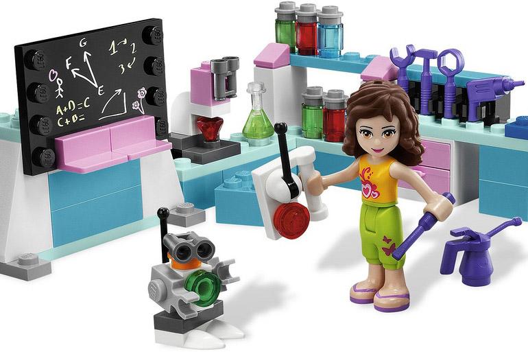 (photo LEGO)