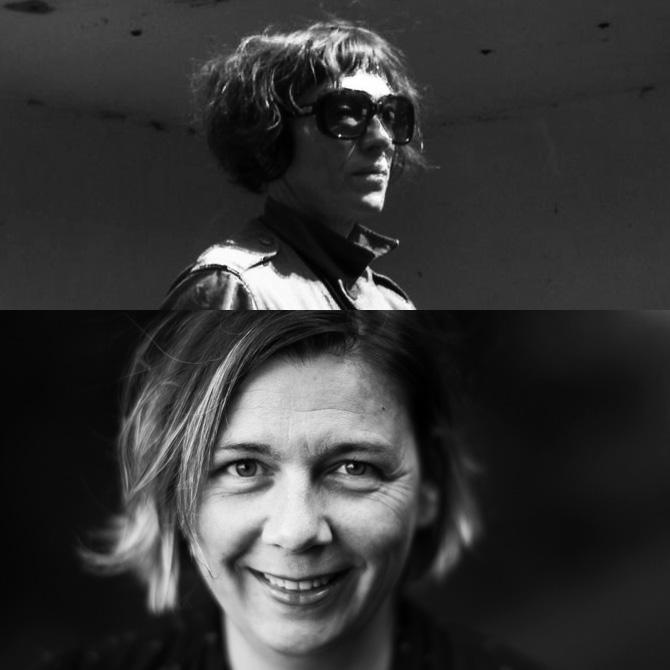 Agnès Villette & Elisabeth Blanchet
