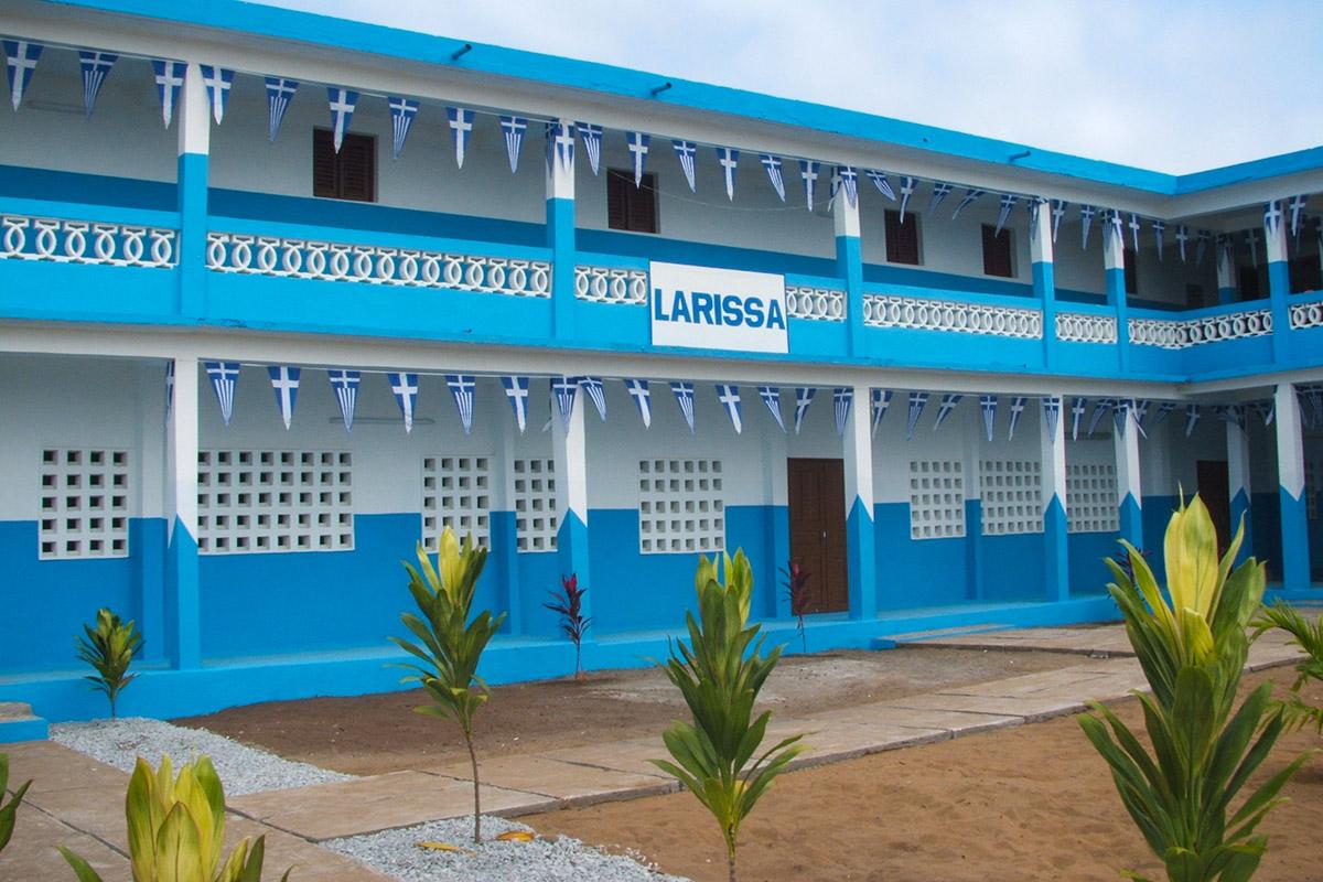 L'école. (photo Emre Sari & Charles Bouessel/8e étage)