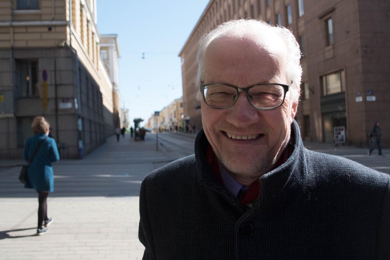 Peter Fredriksson. (photo Marie Alix Detrie/8e étage)