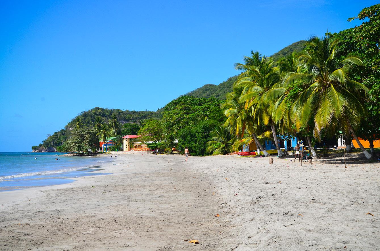 Les habitants de l'archipel Providencia veulent préserver leur coin de paradis du tourisme de masse qui a dégradé l'île voisine de San Andres. (photo Jérôme Le Boursicot/8e étage)