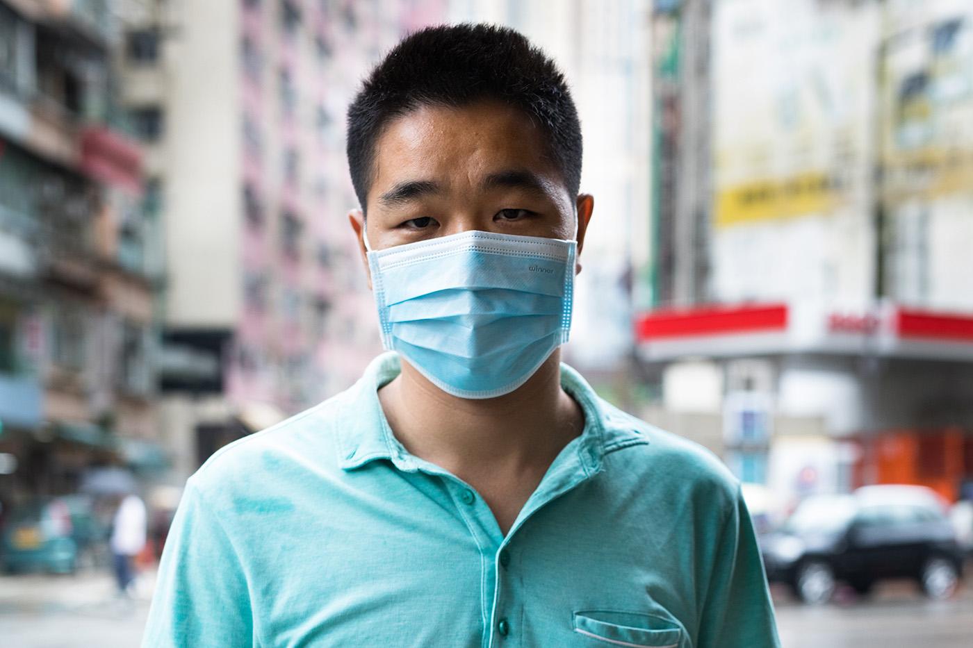 Tung Hung, 28 ans, a été atteint d'une leucémie après avoir travaillé dans une usine de clubs de golf. (photo Clément Bürge/8e étage)
