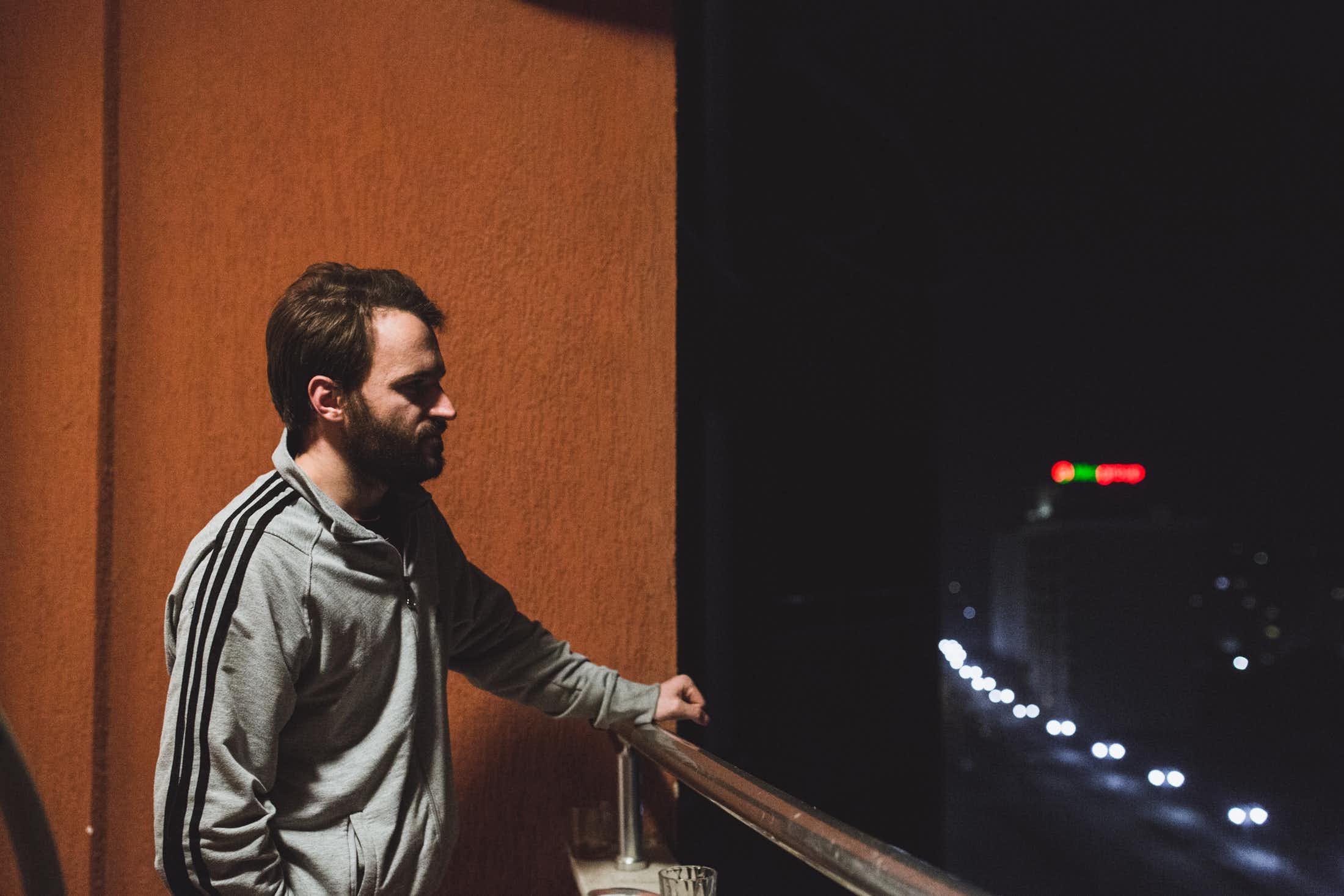 Frashër purge une peine d'emprisonnement à résidence depuis août 2016 pour terrorisme. (photo Martin Valentin Fuchs)
