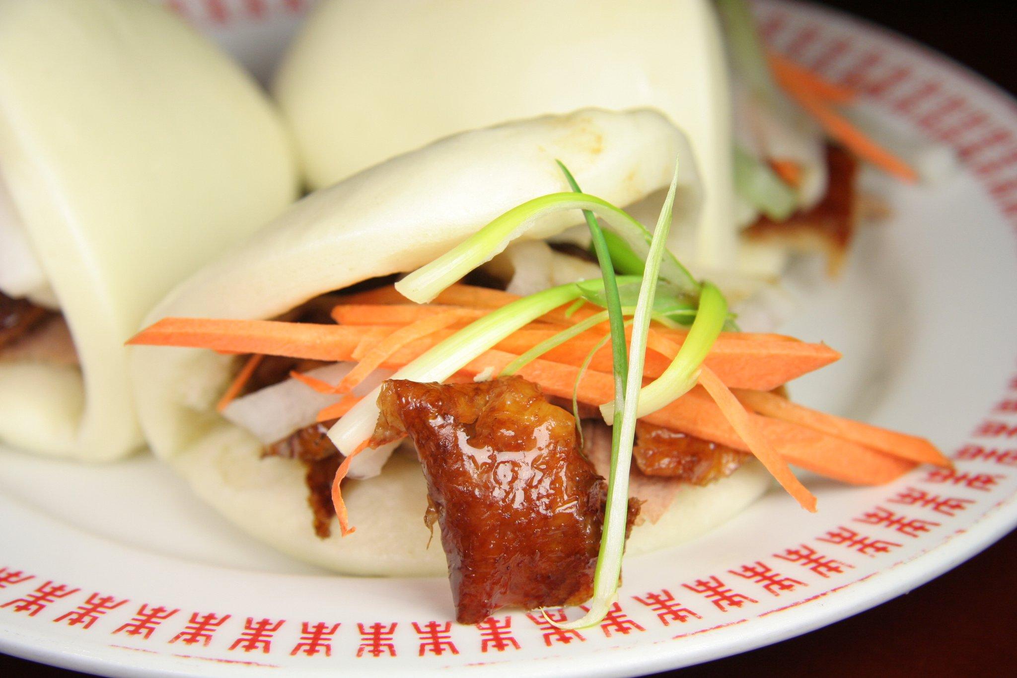 L'un des plats proposés par le Sun Wah Barbecue Restaurant de Chicago, qui s'est vu attribuer le titre de restaurant le plus typiquement américain de l'année. (Photo Facebook/Sun Wah Barbecue Restaurant)